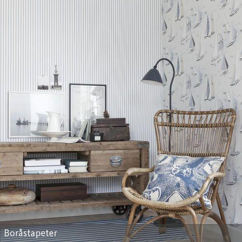Für Segler Und Meer Liebhaber Ist Diese Maritime Wohnzimmergestaltung Genau  Dasu2026
