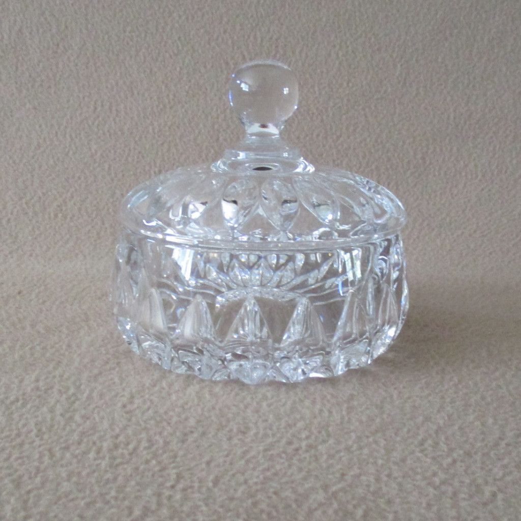 Well-liked Crystal Candy Dish with Lid | Dishes, Crystals and Apothecaries GH04