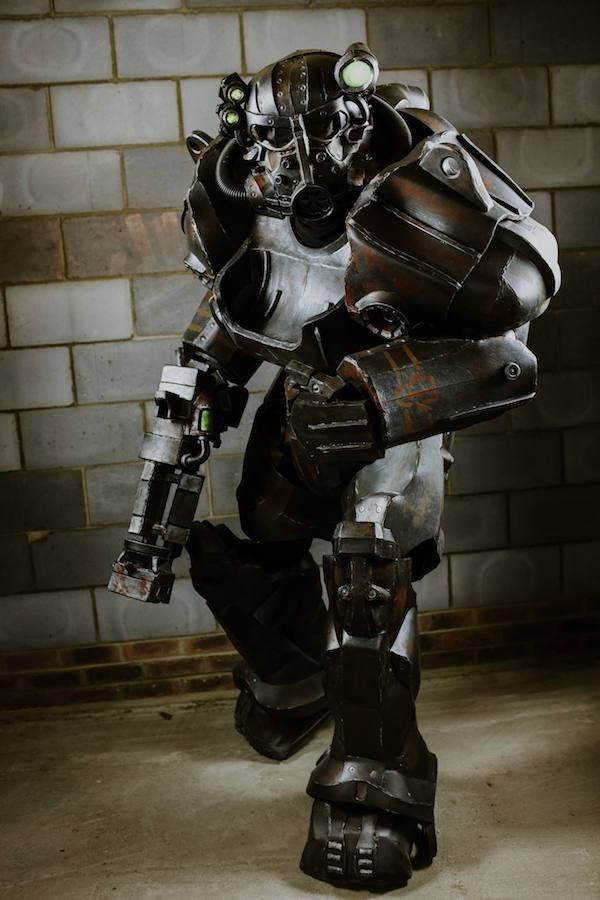 Fallout Power Armor Brought To Life In A Stunning Cosplay Great
