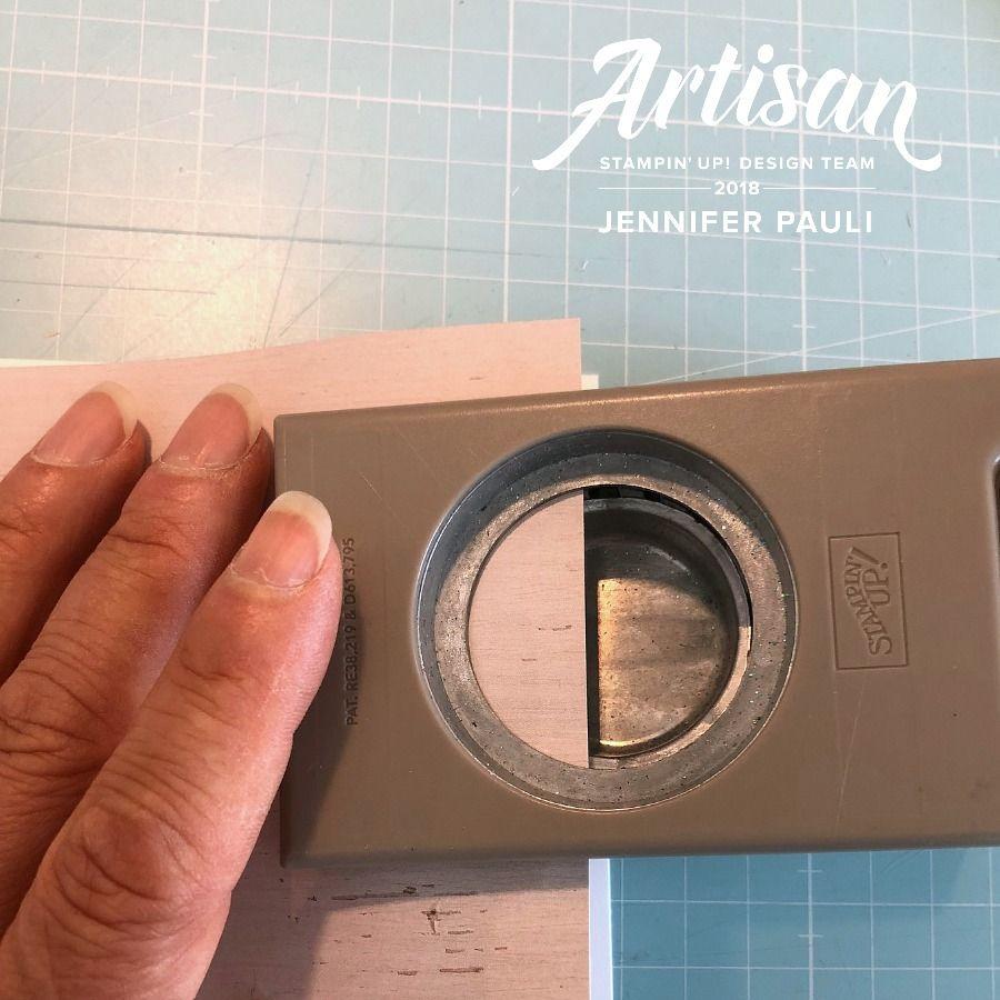 Viertel runde küchenschränke anleitung für eine karte mit dreh  scrapbook  pinterest  cards