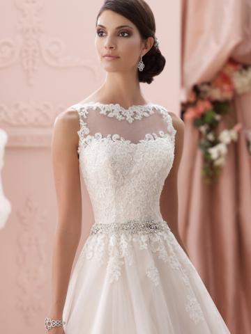 David Tutera Prinzessin Romantische Trraumhafte Brautkleider aus ...