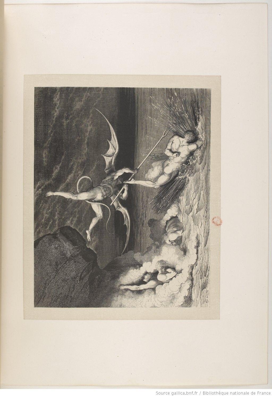 L Enfer De Dante Alighieri Avec Les Dessins De Gustave Dore