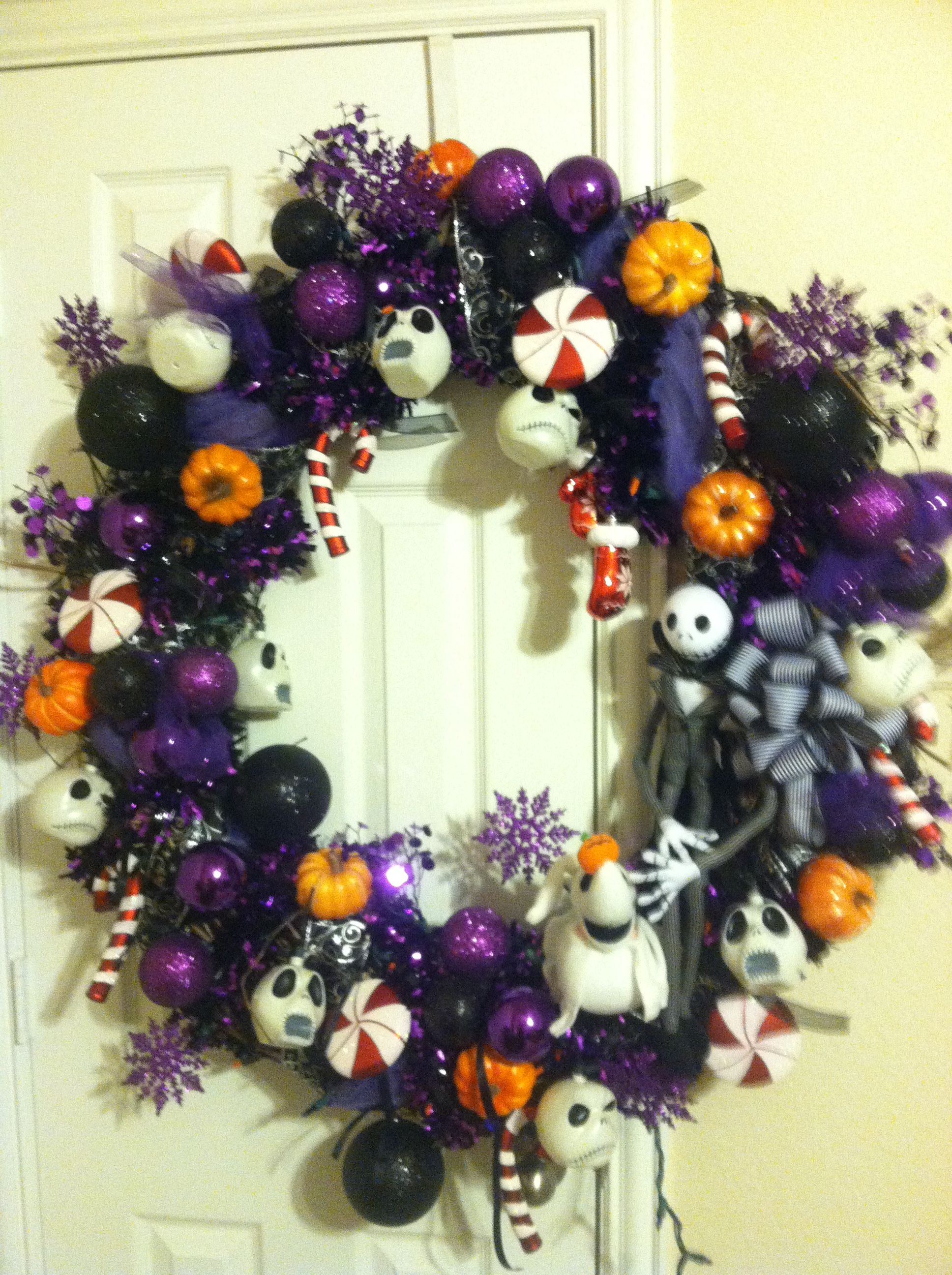 The nightmare before Christmas reef | Christmas | Pinterest ...
