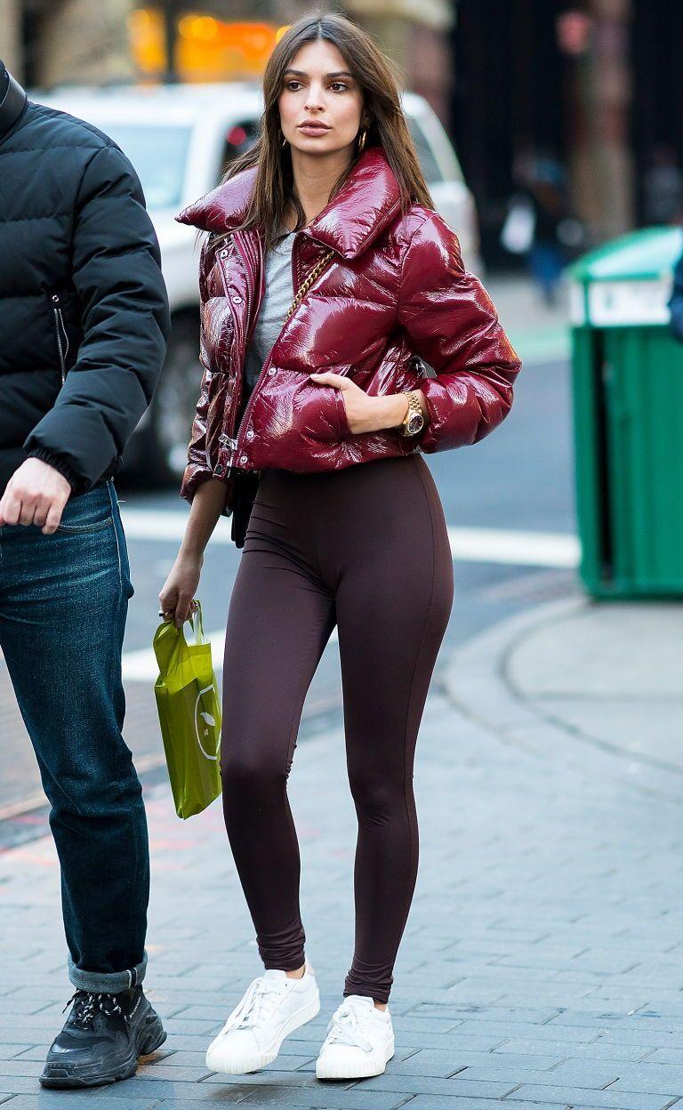 These Women S Bomber Jackets Are Celebrity Approved Emily Ratajkowski Outfits Emily Ratajkowski Style Celebrity Street Style [ 1248 x 768 Pixel ]