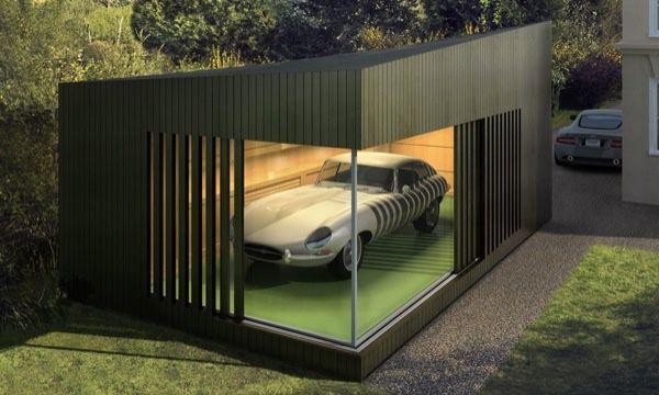 Garajes prefabricados m s informaci n sobre este y otro for Tipos de garajes