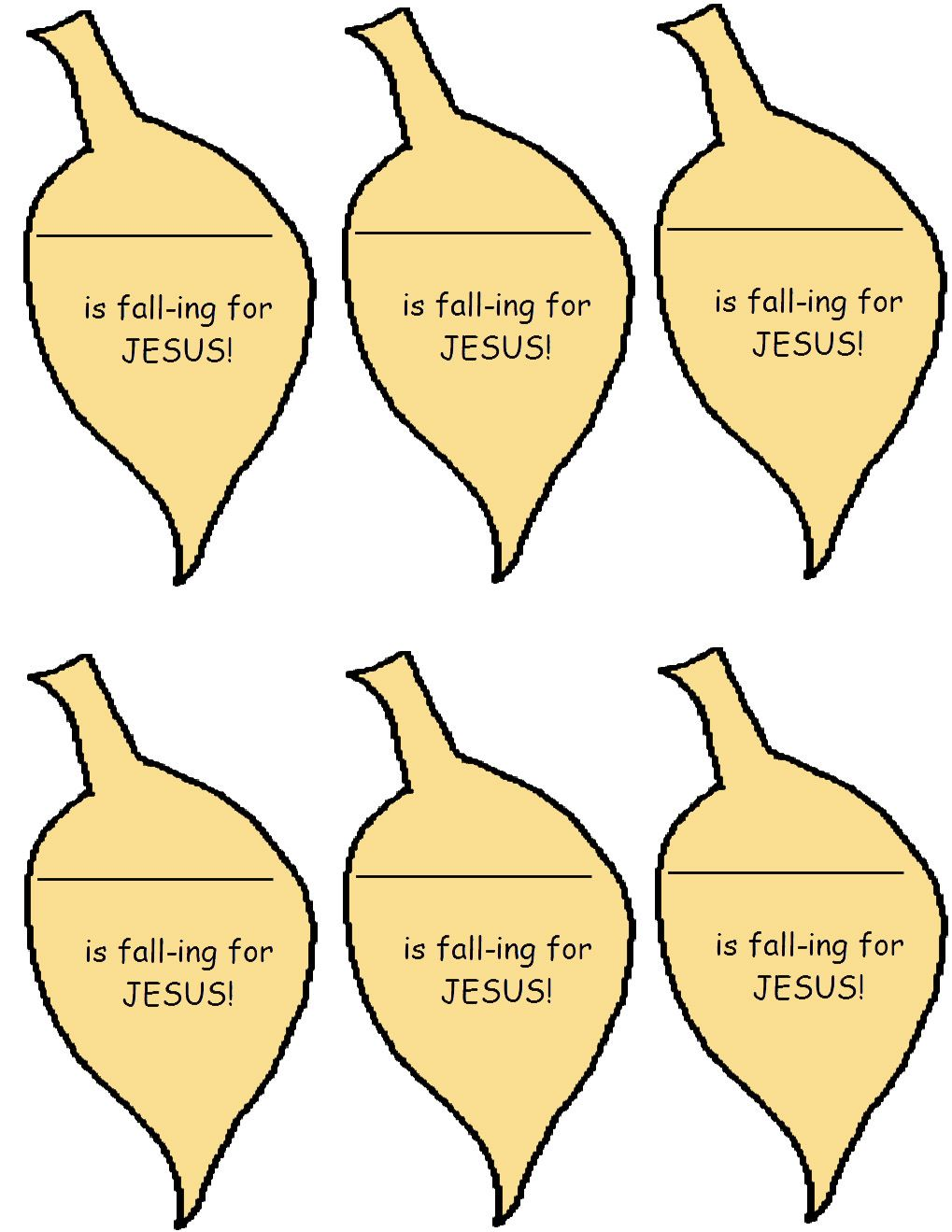 corn template | Falling For Jesus | Ideas for Sunday School ...