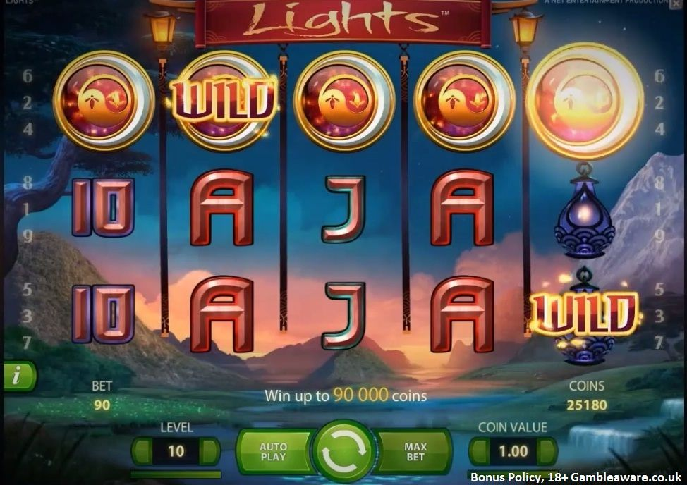 Spiele Power Of Asia - Video Slots Online