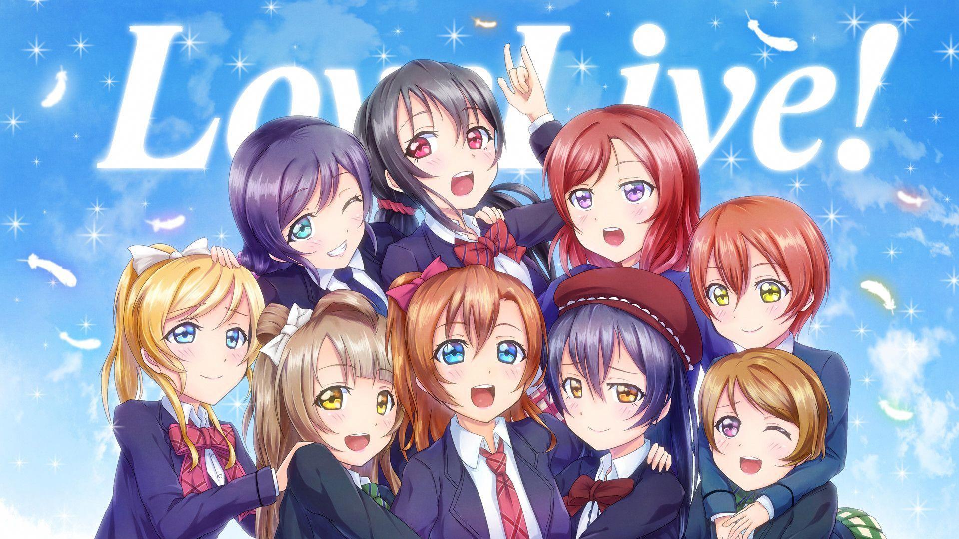 Love live wallpaper 75 images anime love anime