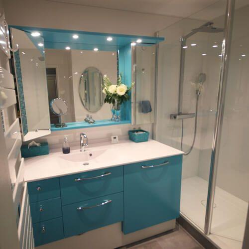 Avignon, meuble Essentiel | Meubles de salle de bains, Salle de ...