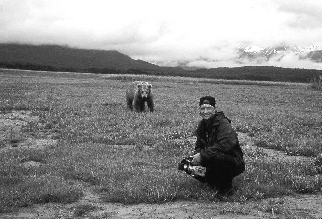 Timothy Treadwell - the grizzly man. True inspiration and commitment.