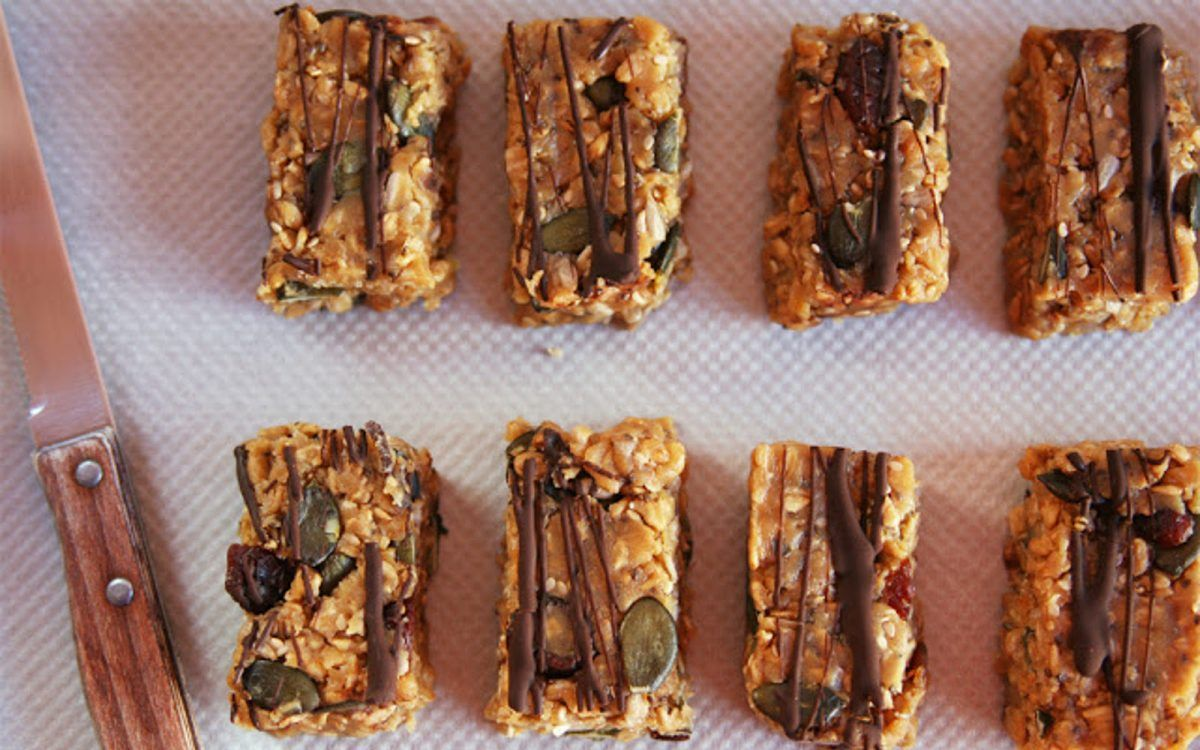 autumn's gold grain free granola maple almond butter