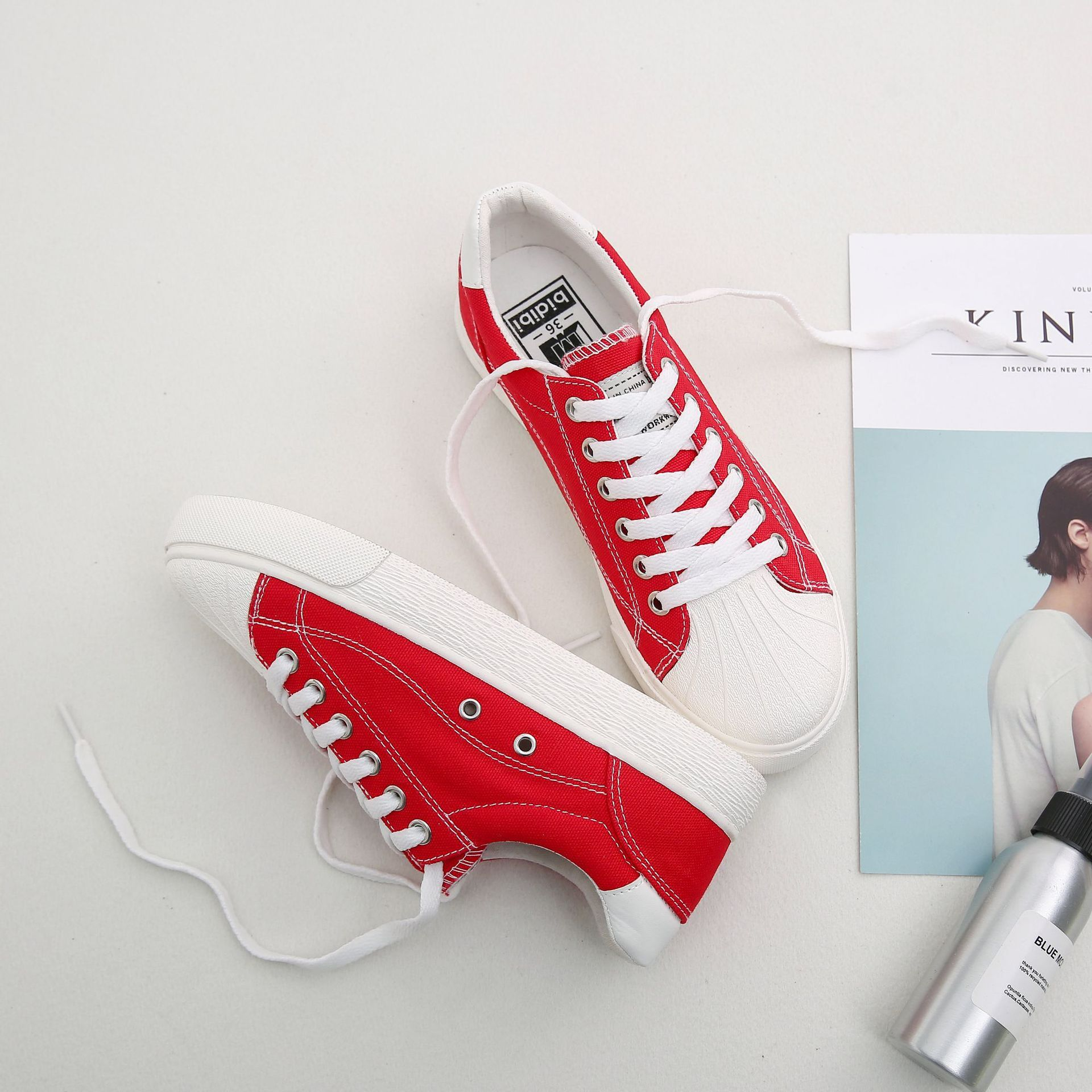 10 3 Women S Canvas Shoes Canvas Shoes Women Shoes Sneakers