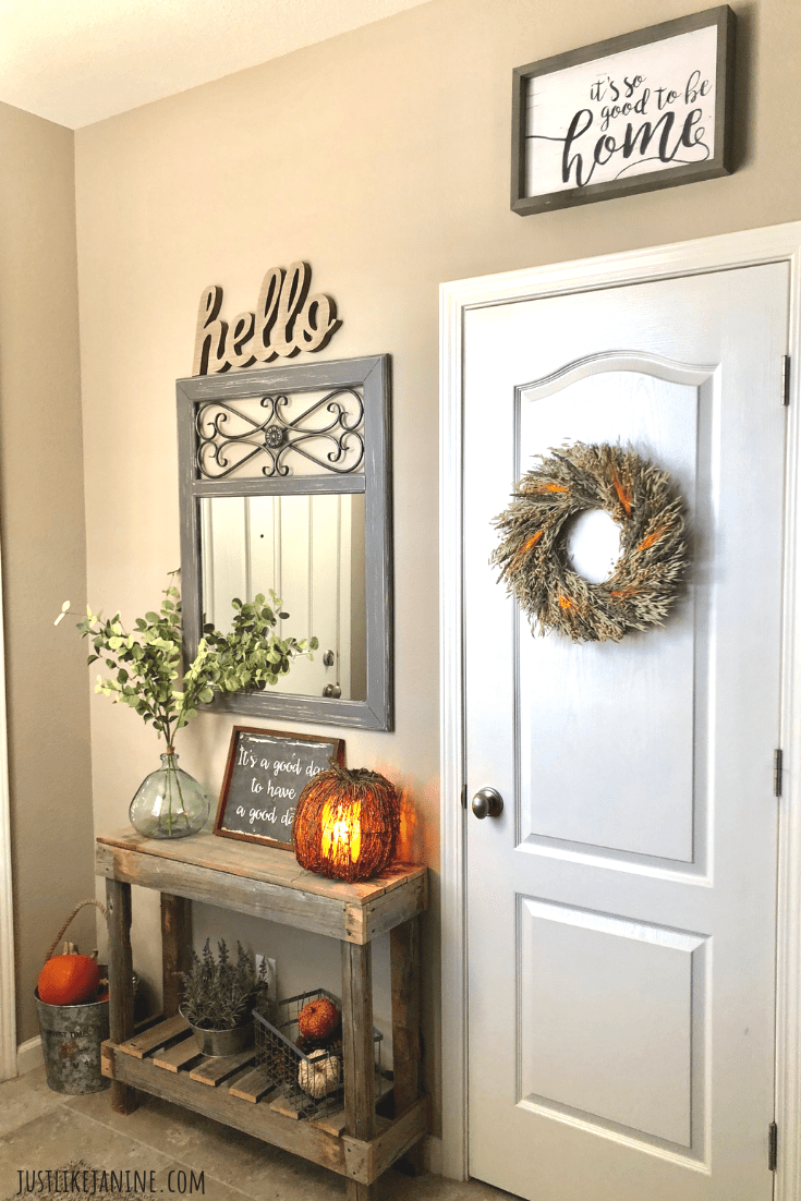 entryway decorating ideas pictures 1 | Foyer decorating ...