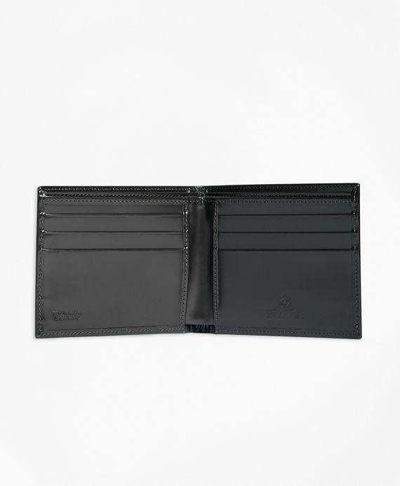 French Calfskin WalletBlack