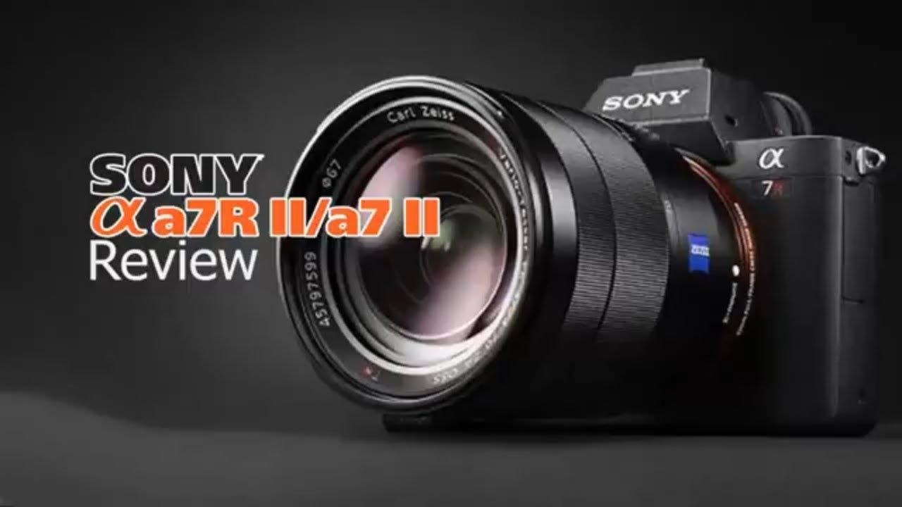 Best Cameras For Photography | Best Low Light Camera | SONY A7R Ii Video.