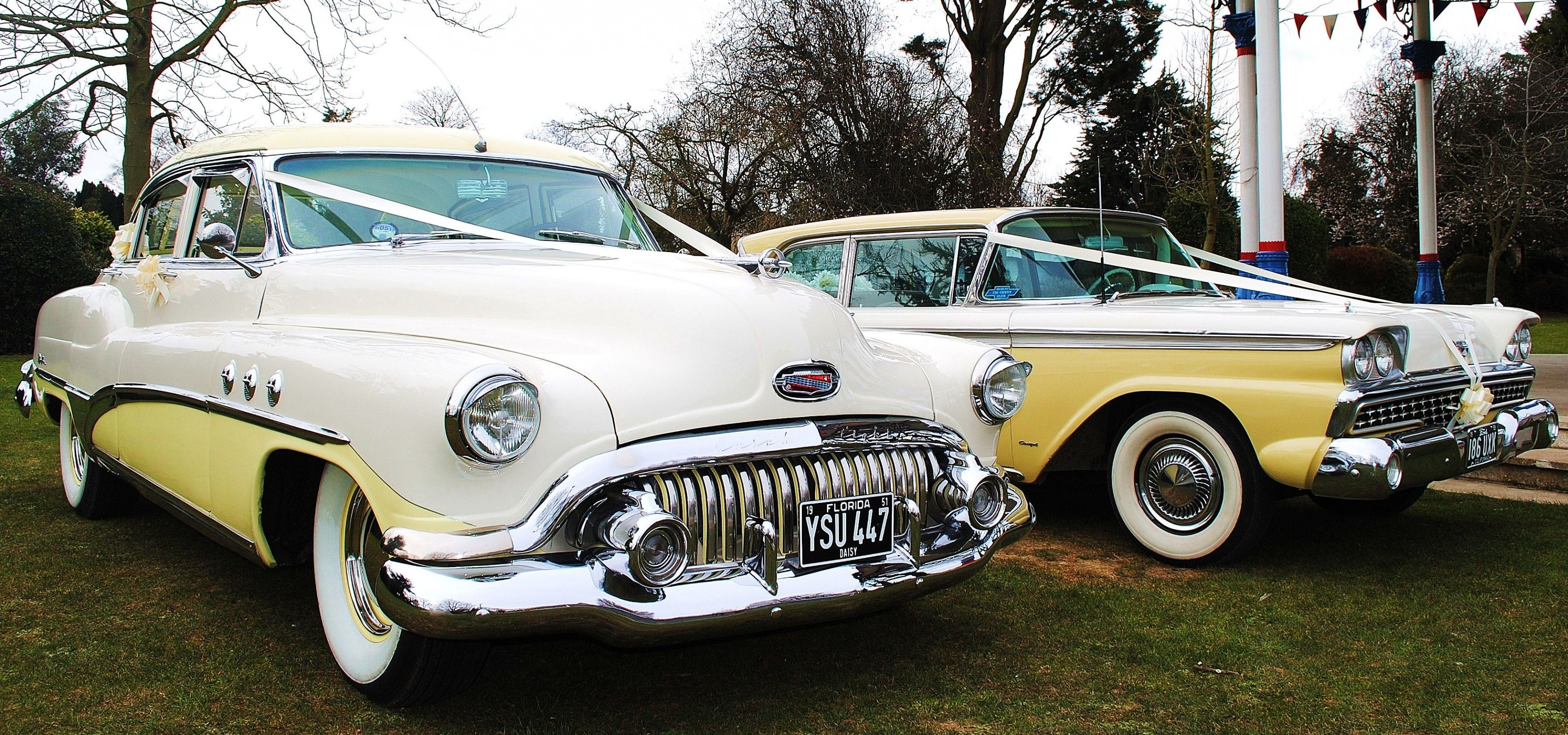 The Story Of American Wedding Cars Has Just Gone Viral