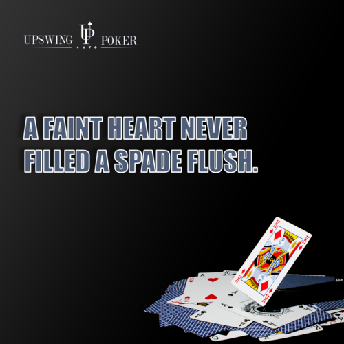 Poker Bluff Quotes