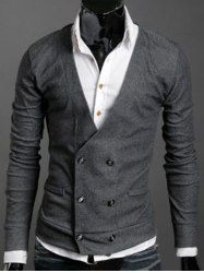 Sweaters For Men | Cheap Mens Cardigan Sweaters Online | Gamiss ...