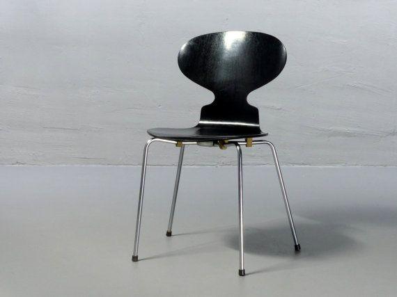 Arne Jacobsen Ameise from 1967 arne jacobsen ameise 3101 by frankfurtminimal mid