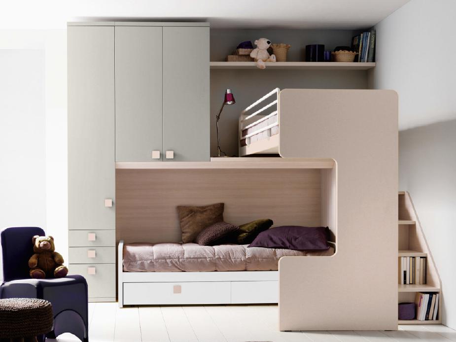 Richt de jeugdkamer zo praktisch en efficiënt mogelijk in met een
