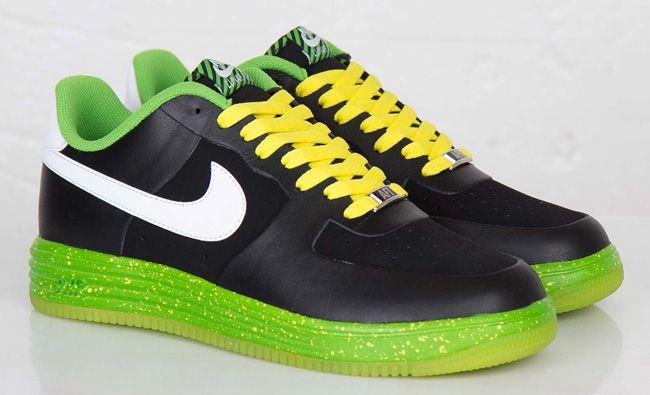 """Nike Air Force 1 '07 LE """"Shibuya"""" White For Sale"""