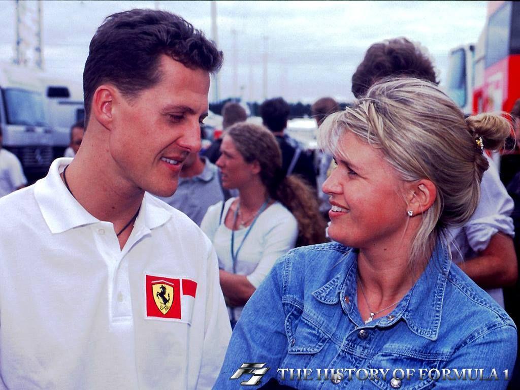 Pin Op F1 Michael Schumacher Willem