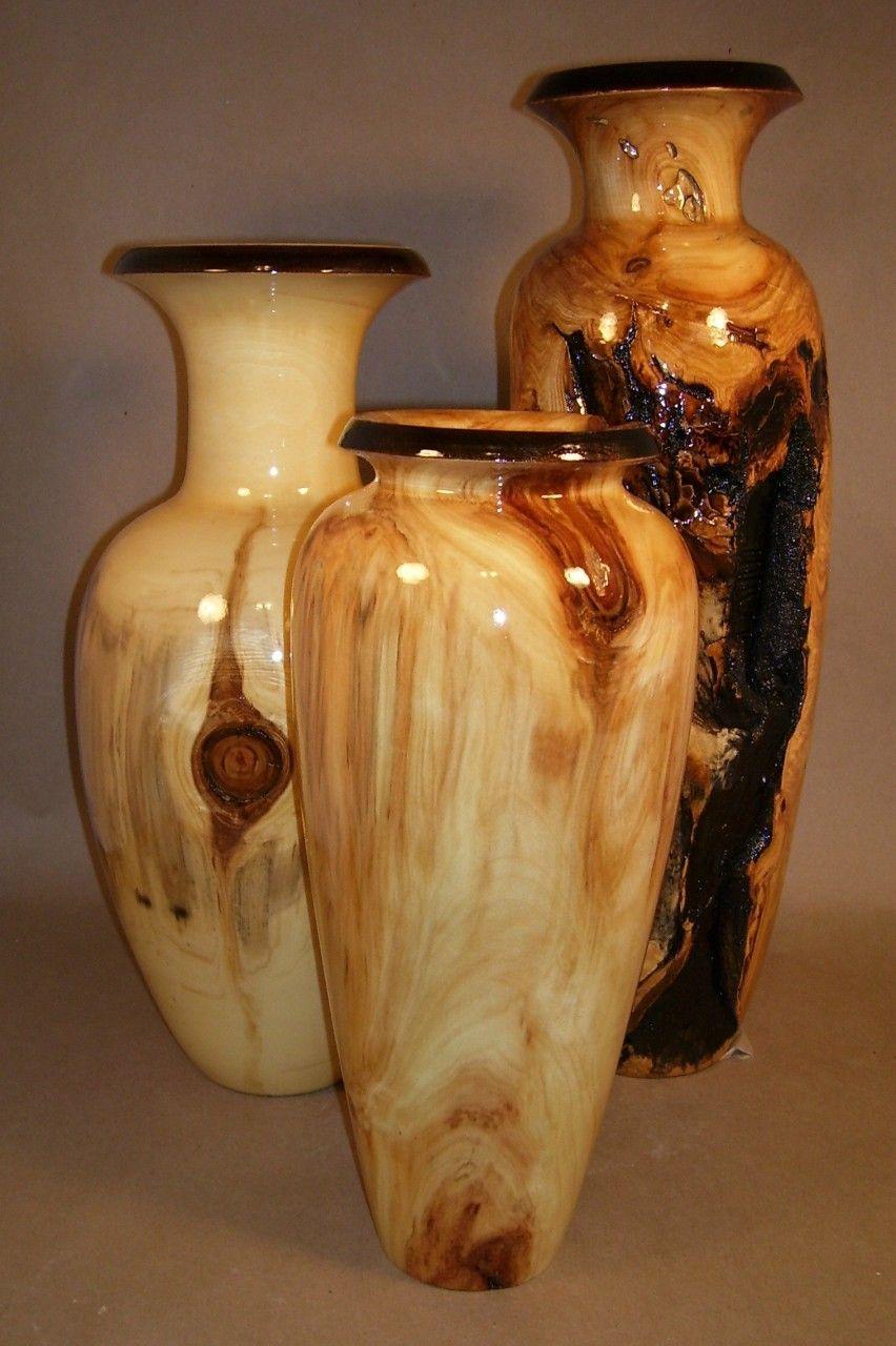 Aspen vases my style pinterest aspen turned wood and woods aspen vases mountain artturned woodwood reviewsmspy