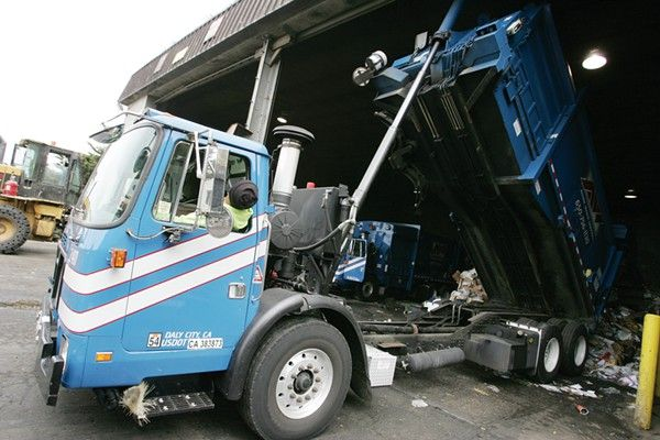 Daly City retains Allied Waste as sanitation service provider - vehicle service contract