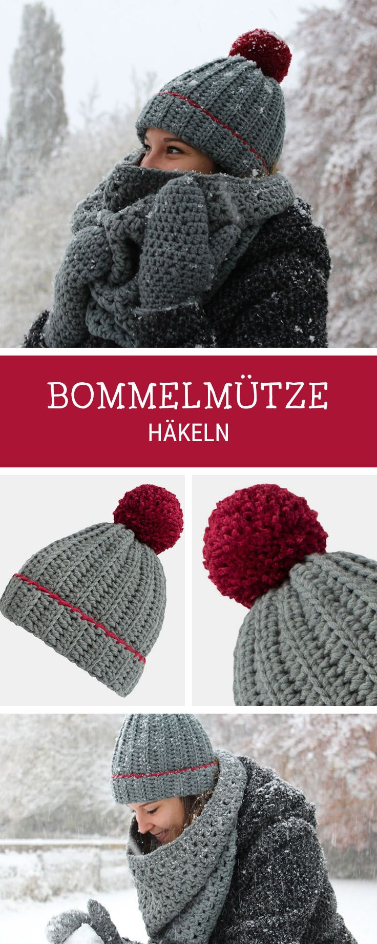 Häkeln - DIY-Anleitungen | Pinterest | Crochet, Knit crochet and ...