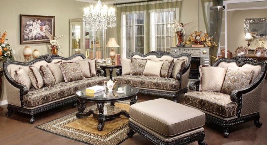 Attractive Palace Dark Bachman Furniture. The Coffee Table Is What Caught My Eye.