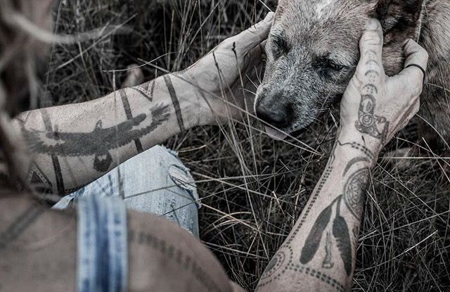 Xavier Rudd Tatoo Tatoo Tattoos Xavier Rudd Et Music