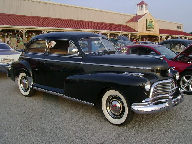 1946 Chevy Fleetmaster American Classic Cars Chevrolet Sedan Chevy