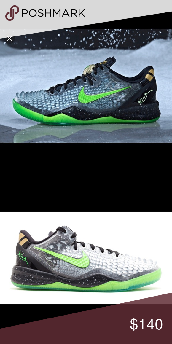 35a853aebda Nike Kobe 8 Christmas Edition GS BRAND NEW Nike Christmas Kobe in Grade  School. BRAND