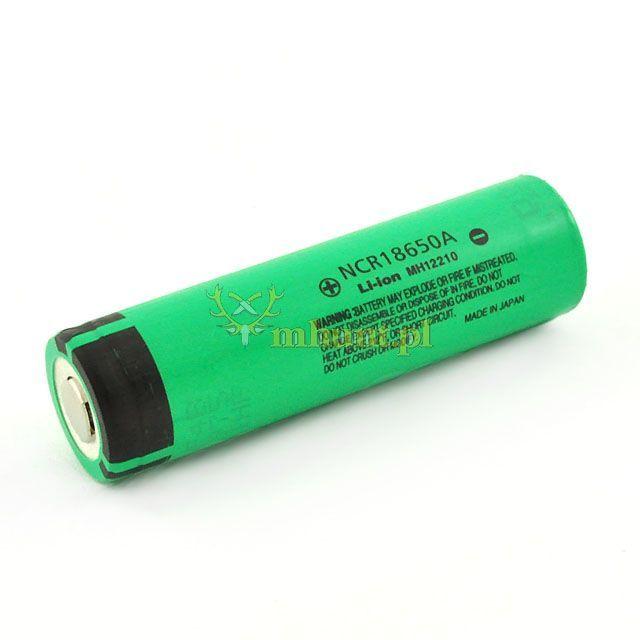 Akumulator Li Ion Panasonic Ncr 18650 3100mah Nowy 2548658917 Oficjalne Archiwum Allegro Ncr Panasonic Lis