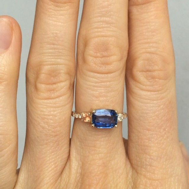 pinterest carat fine pin art jewelry sapphire one deco ring diamond