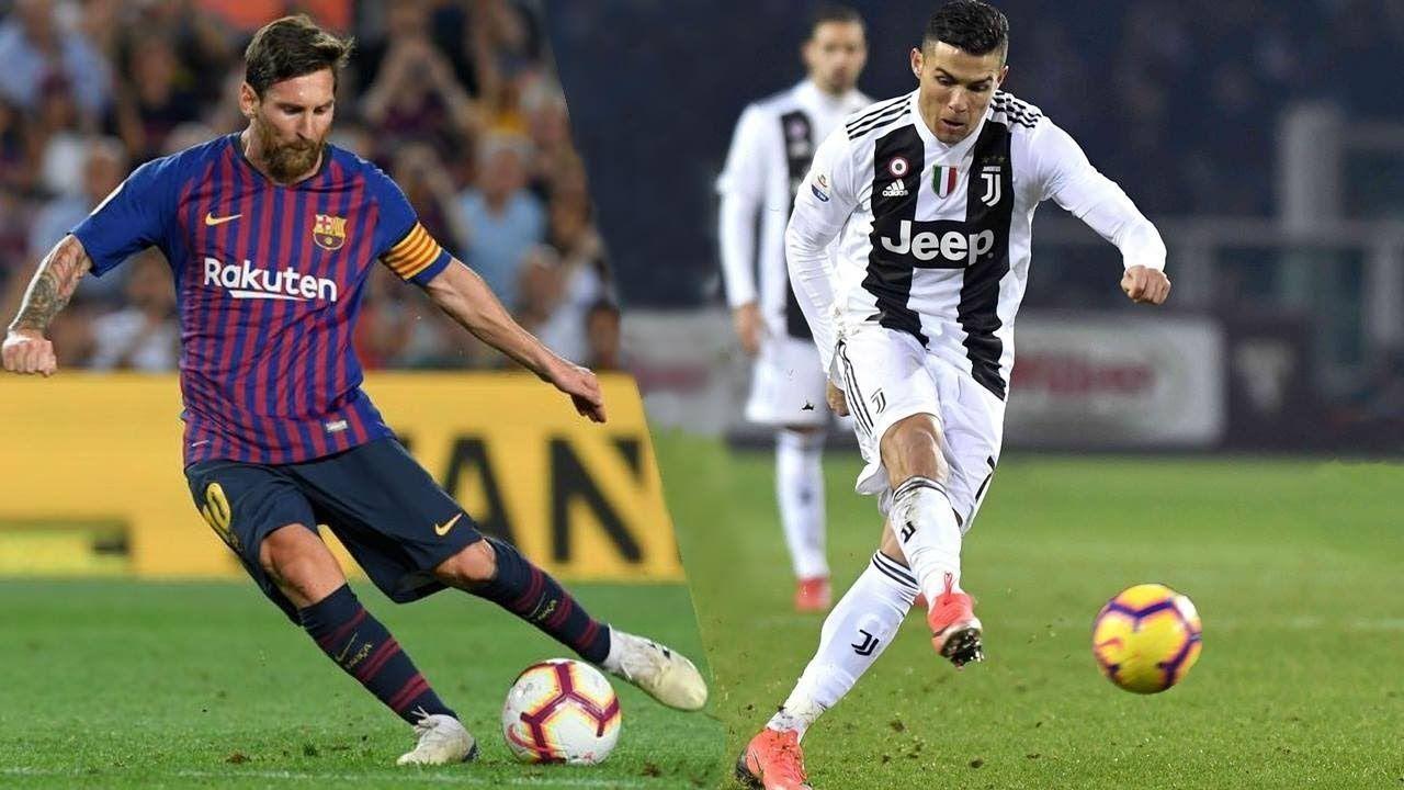 Lionel Messi Vs Cristiano Ronaldo Greatest Freekicks Ever Who Wins Https Besthighlights Club Lionel Messi Vs Cristiano Ron With Images Messi Vs Lionel Messi Ronaldo