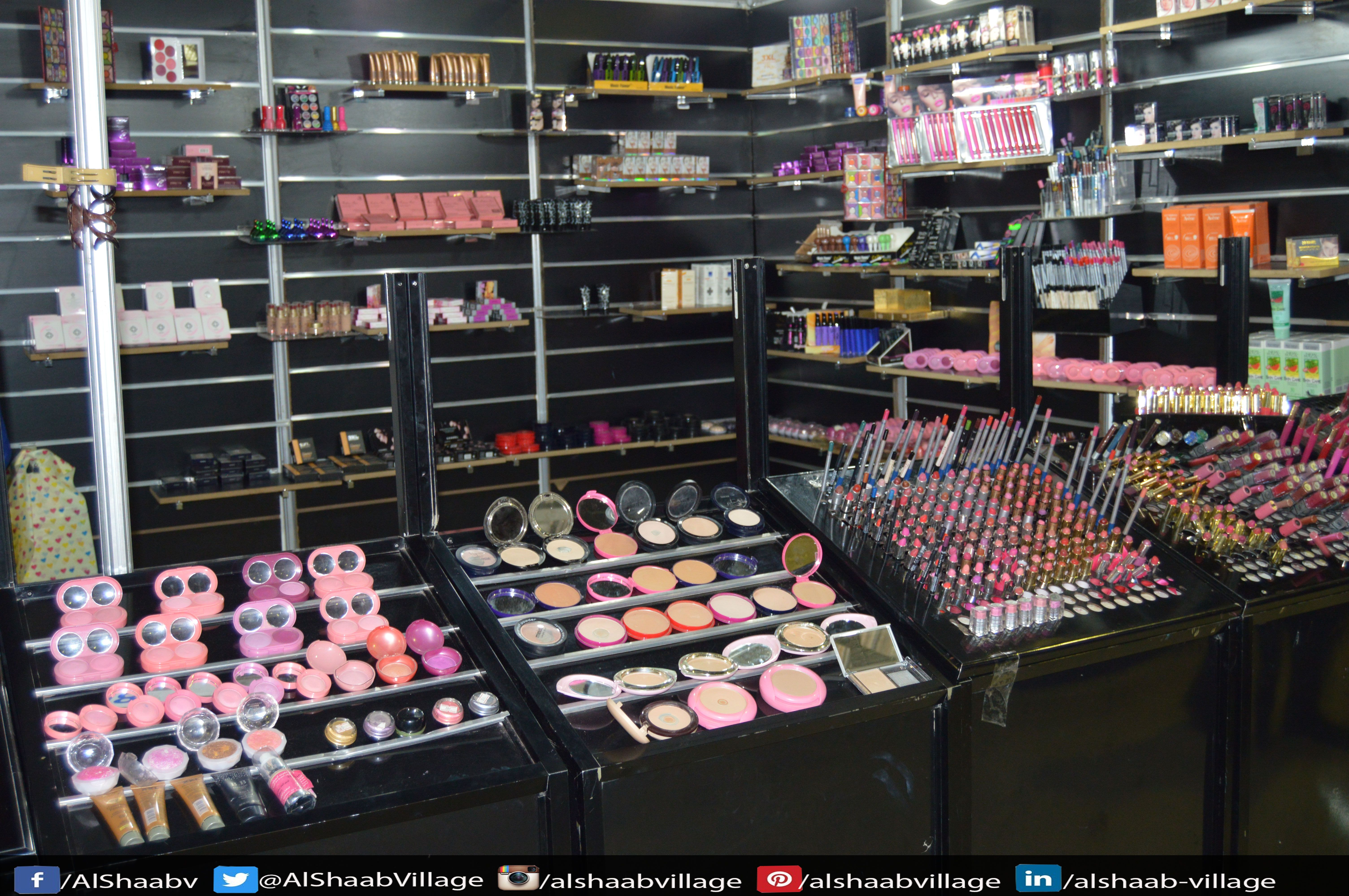 Women Loves The Confidence That Makeup Gives Them Shop With Us At Various Stores In Al Shaab Village يحب النساء الثقة Traditional Dresses Shopping Perfume