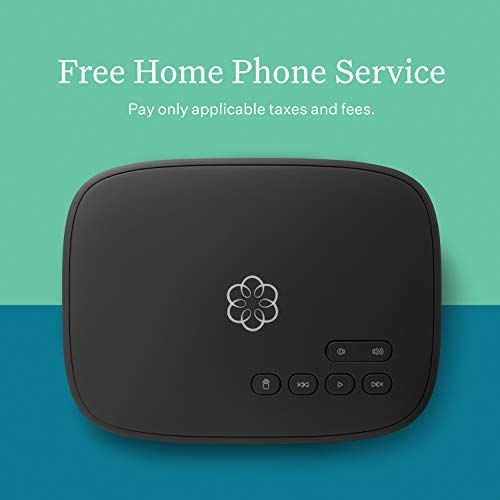 Ooma Telo Free Home Phone Service. Blocks Robocalls with