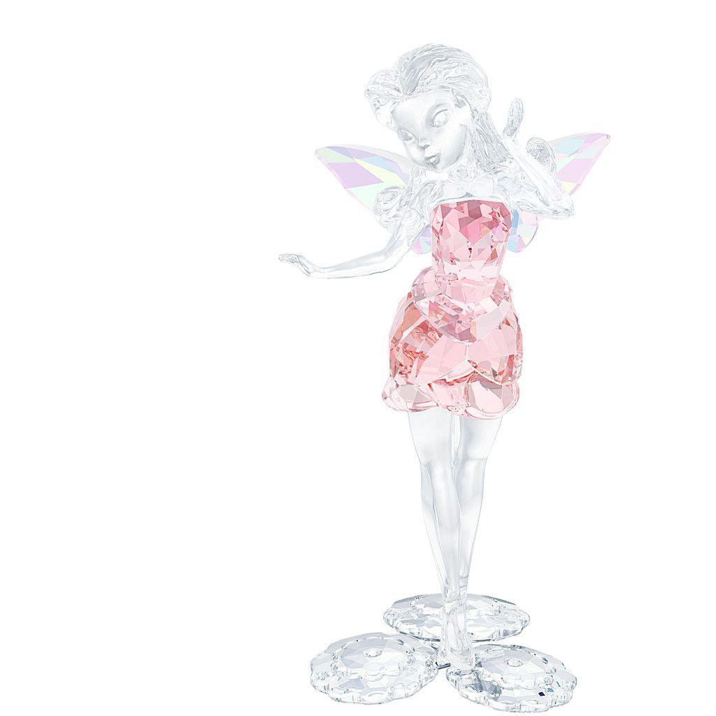 Swarovski Disney Fairies Rosetta 5041755 Duty Free Crystal Swarovski Crystal Figurines Disney Figurines Disney Fairies
