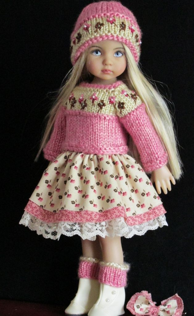 EFFNER LITTLE DARLING DOLLS HANDMADE CLOTHES | frida pinnar ...