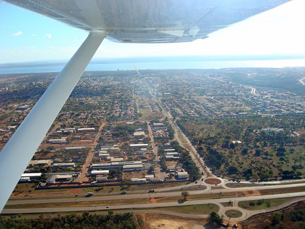 Um vôo sobre Palmas/Tocantins. - SkyscraperCity