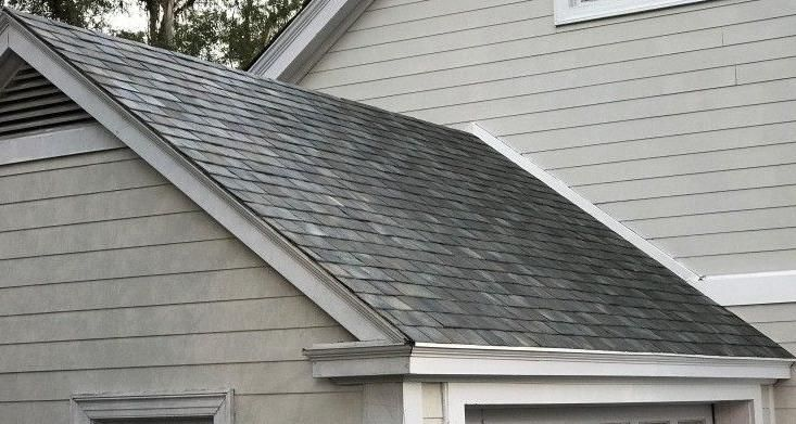 Tesla S Solar Roof Are Cheaper Than Anything You Can Find On The Market Solar Roof Solar Roof Tiles Tesla Solar Roof