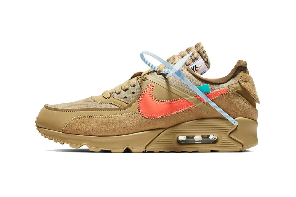 Off White™ x Nike Air Max 90