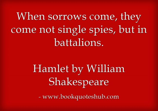 Hamlet Quotes Hamlet  William Shakespeare  Pinterest  Hamlet Quotes