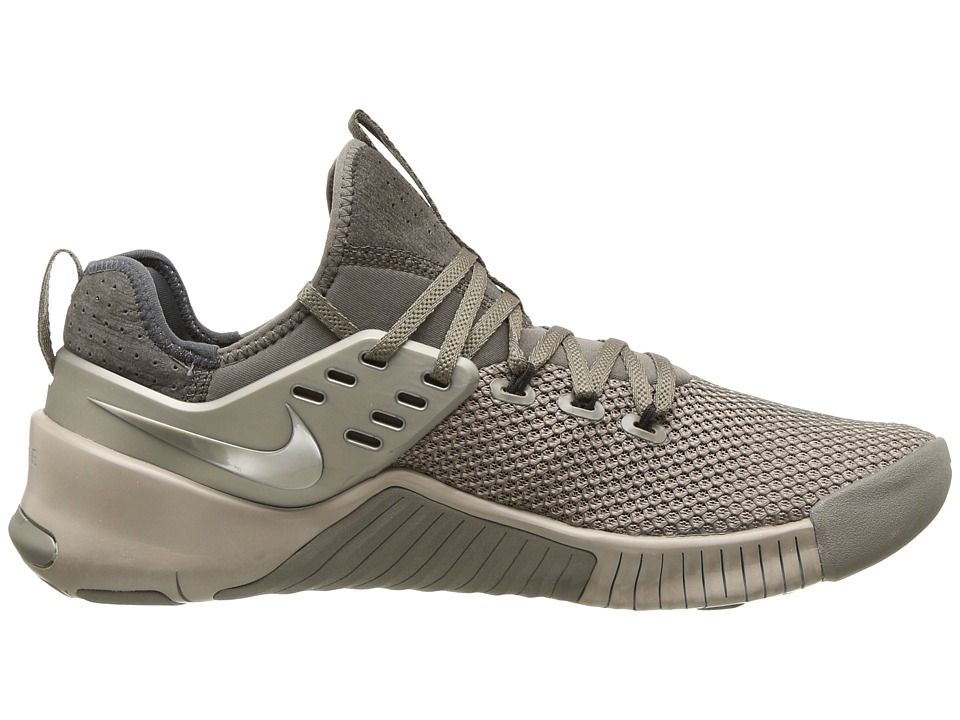42517795e3a6 Nike Metcon Free Viking Quest Men s Cross Training Shoes Ridgerock Metallic  Pewter Anthracite Black