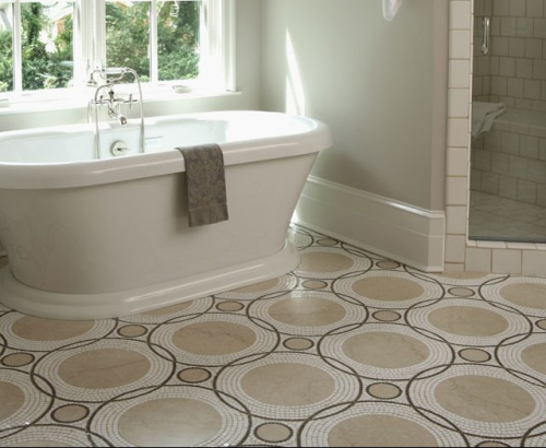 15 unusual bathroom floor ideas wow this floor is very unique but i really - Unique Bathroom Flooring