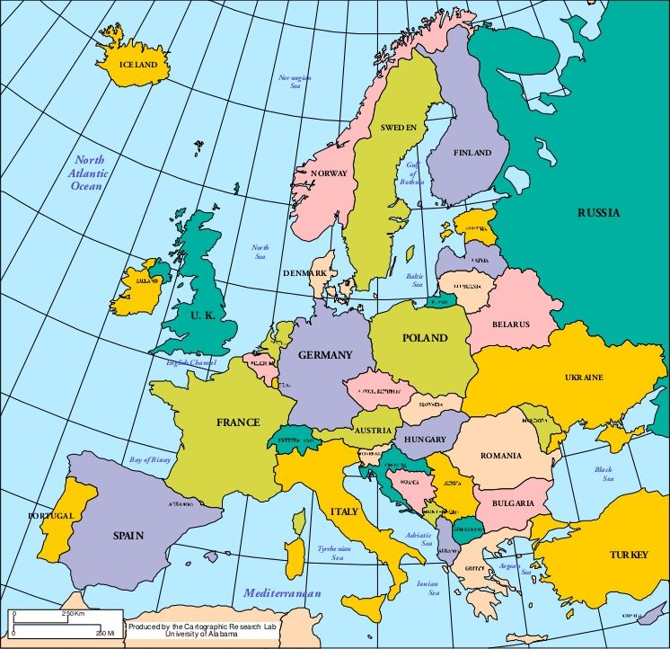 uk and europe map Clickable Megalith Map Of European Sites The Megalithic Portal