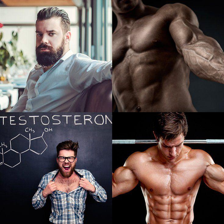 normal testosteronnivå män