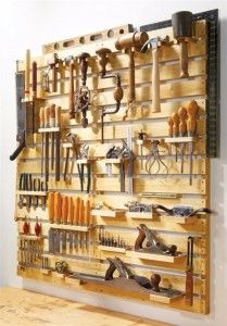 36 diy ideas you need for your garage garage makeover tool rack diy projects your garage needs hold everything tool rack diy do it yourself garage solutioingenieria Gallery