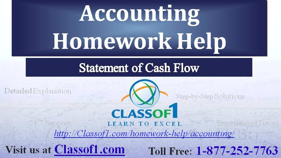 Statement of Cash Flow Visit   wwwscribd/doc/141374887